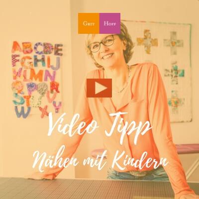 Video Tipp: Nähen mit Kindern