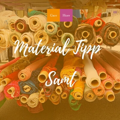Material-Tipp: Samt