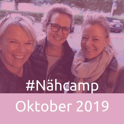 Nähcamp Wiesbaden– Frauen brauchen Abenteuer!
